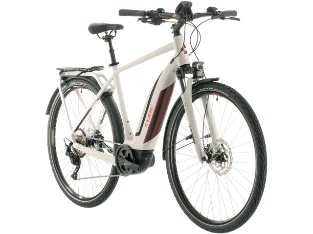 Cube Touring Hybrid Pro 500 grey/red